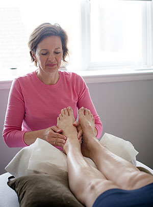 About Reflexology - Claire Collins